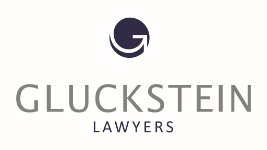 Gluckstein Personal Injury Lawyers + ' logo'