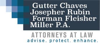 Gutter Chaves Josepher Rubin Forman Fleisher Miller P.A.