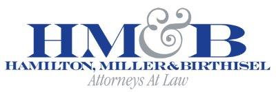 Hamilton, Miller & Birthisel