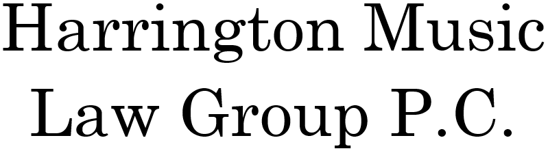 Image for Harrington Music Law Group P.C.