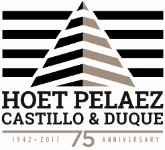 Image for Hoet Pelaez Castillo & Duque