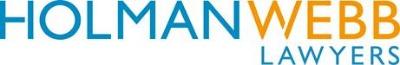Holman Webb Lawyers + ' logo'