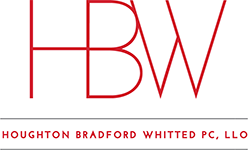 Houghton Bradford Whitted, PC, LLO + ' logo'