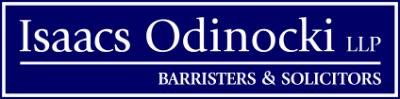 Isaacs Odinocki LLP + ' logo'