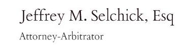Jeffrey M. Selchick