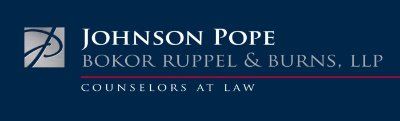 Johnson, Pope, Bokor, Ruppel & Burns LLP