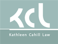 Kathleen Cahill Law + ' logo'