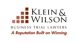 Image for Klein & Wilson
