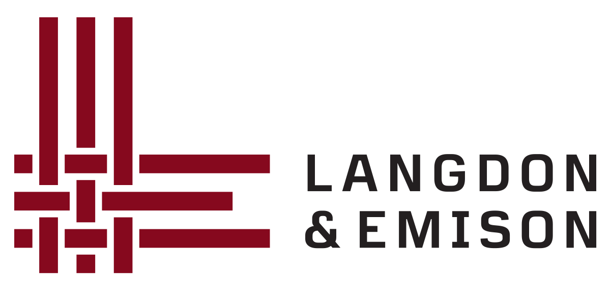 Langdon & Emison Logo