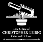 Law Office of Christopher Leibig + ' logo'
