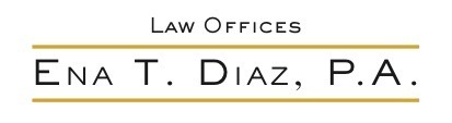 Law Offices of Ena T. Diaz , P.A. Logo