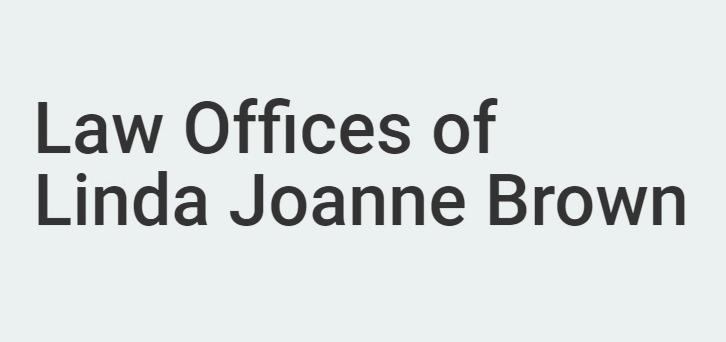 Law Offices of Linda Joanne Brown Logo