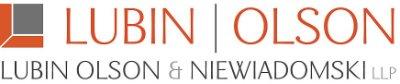 Lubin Olson & Niewiadomski LLP + ' logo'