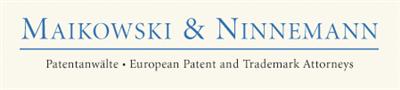 Maikowski & Ninnemann Patentanwälte Partnerschaft mbB + ' logo'