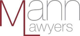 Mann Lawyers LLP + ' logo'
