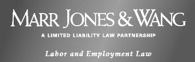 Marr Jones & Wang LLP