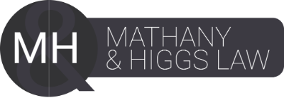 Image for Mathany & Higgs Law