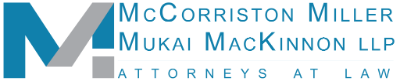 Image for McCorriston Miller Mukai MacKinnon LLP