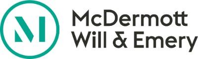 McDermott Will & Emery LLP + ' logo'