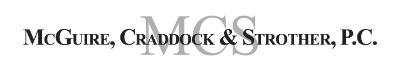 McGuire, Craddock & Strother, P.C.