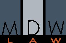 MDW Law + ' logo'