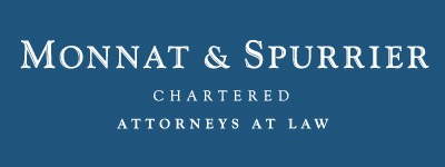 Monnat & Spurrier, Chartered + ' logo'
