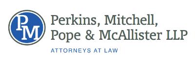 Perkins, Mitchell, Pope & McAllister , LLP Logo