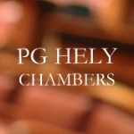 Image for PG Hely Chambers