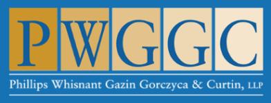 Phillips Whisnant Gazin Gorczyca & Curtin, LLP + ' logo'