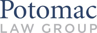 Potomac Law Group, PLLC + ' logo'