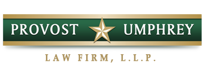 Provost Umphrey Law Firm, L.L.P.