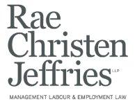 Rae Christen Jeffries LLP + ' logo'
