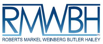 Roberts Markel Weinberg Butler Hailey PC
