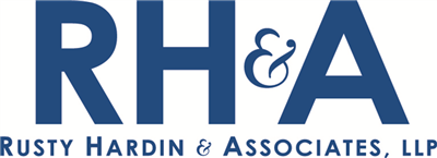 Rusty Hardin & Associates, LLP + ' logo'