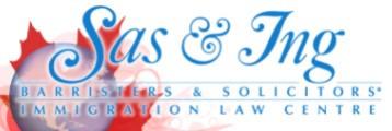 Sas & Ing, Immigration Law Centre Logo