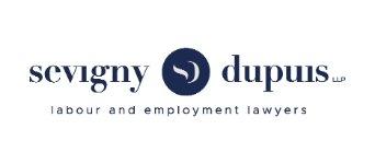 Sevigny Dupuis LLP + ' logo'