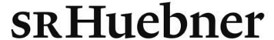 SR Huebner + ' logo'
