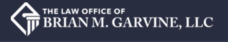 The Law Office of Brian M. Garvine , LLC Logo