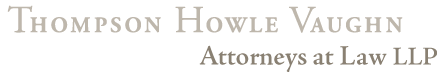 Thompson Howle Vaughn Attorneys at Law , LLP Logo