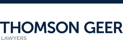 Image for Thomson Geer