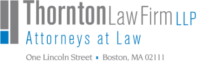 Thornton Law Firm LLP + ' logo'