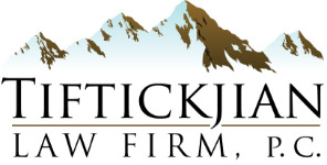 Tiftickjian Law Firm, P.C. + ' logo'