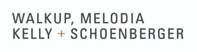 Image for Walkup, Melodia, Kelly & Schoenberger