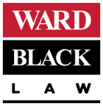 Ward Black Law + ' logo'