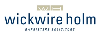 Image for Wickwire Holm
