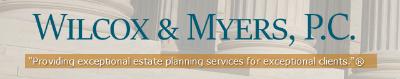 Wilcox & Myers, P.C. + ' logo'