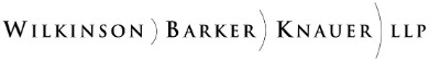 Wilkinson Barker Knauer, LLP