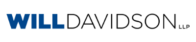 Will Davidson LLP + ' logo'