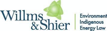 Willms & Shier Environmental Lawyers LLP + ' logo'