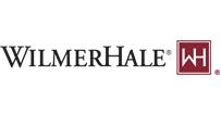 Wilmer Cutler Pickering Hale and Dorr LLP + ' logo'